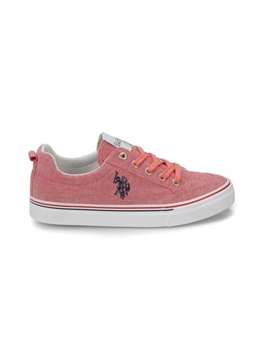 U.S. Polo Assn. Sneakers Pembe